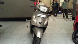 Report - TVS Jupiter scooter launched at INR 44,200