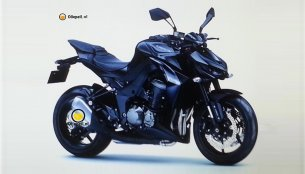 Leaked! 2014 Kawasaki Z1000 revealed before its EICMA debut