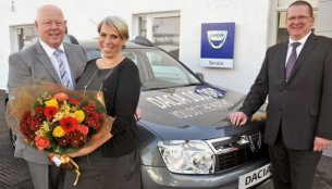 UK - India-made Duster contributes 56% of Dacia's first year sales