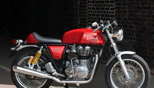 Royal Enfield Continental GT to launch on November 26th