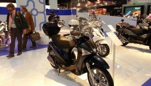 EICMA Live - 2014 Piaggio Liberty 3v 125cc exhibited