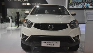 Report - Ssangyong announces 'Promise 2016' plan to double sales in 3 years