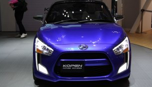 2013 Tokyo Motor Show Live - Daihatsu Kopen