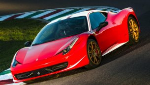 Ferrari 458 Italia dedicated to Niki Lauda revealed