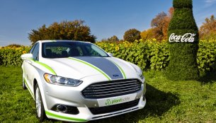 Ford and Coca-Cola team-up for new car interior fabric