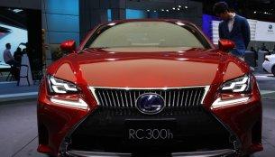 2013 Tokyo Motor Show Live - Lexus RC Coupe