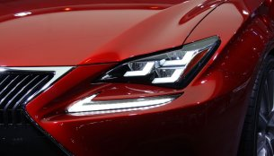 Report - Go-faster Lexus RC-F to debut at the Detroit Auto Show