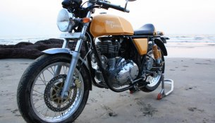 Report - Ex-Harley Davidson global sales head is now Royal Enfield North America's President