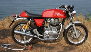 IAB Report - Royal Enfield forays into Colombia with a local distributor