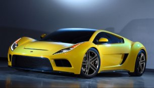 Report - New supercar from Saleen to be named 'S8'
