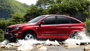 Russia - Made-in-Kazakhstan Ssangyong Nomad (Actyon) to launch soon