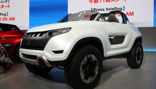 New Suzuki SUV to be showcased at Shanghai Auto Show 2017 - Report