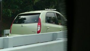 Spied - What is the Tata Nano doing in Malaysia?