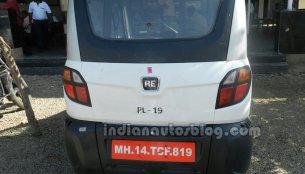 Spied - Bajaj RE60 caught on test, yet again