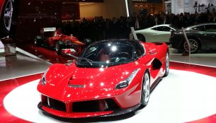 Report - All 499 units of the LaFerrari sold!