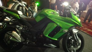 Kawasaki Ninja 1000 launched at INR 12.5 lakhs [Gallery Updated]