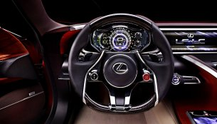 5 things we know about the production Lexus LF-LC - IAB Picks