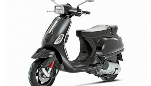 IAB Exclusive - Piaggio gearing to launch Vespa 125 Sport in India; Details inside