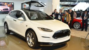 Tesla confirms AWD for Model X range - IAB Report