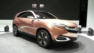 Report - Acura mulling Vezel-based compact crossover to challenge BMW's X1