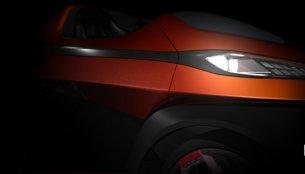 DC Design sub-Nano car teased ahead of Auto Expo reveal