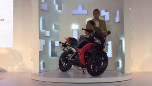 Hero Motocorp unveils five new models for India [Image Gallery added]