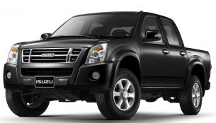 IAB Report - Isuzu India begins customer showcases for the D-Max dual-cab pickup