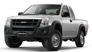 IAB Report - Isuzu to launch D-Max Extended Cab at Auto Expo