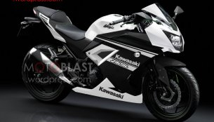 Spied and Rendered - Kawasaki Ninja 250 SL