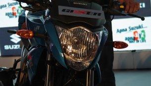 IAB Report - Suzuki Gixxer priced at INR 79,809 (on-road New Delhi)