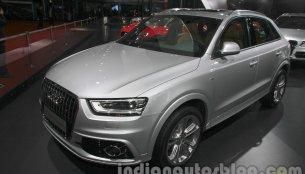 Auto Expo Live - Special edition Audi Q3, Q5, Q7 showcased