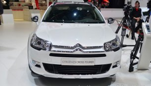 Geneva Live - Citroen C5 CrossTourer launched at Rs 27 lakh