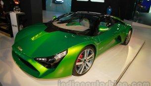 Auto Expo Live - DC Avanti production-version unveiled