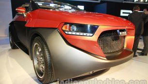 Auto Expo Live - DC Design unveils Eleron SUV, priced at Rs 35 lakh
