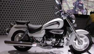 Auto Expo Live - DSK Hyosung Aquila 250 launched at INR 2.69 lakhs