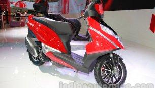 Auto Expo Live - Hero Dare 125 cc scooter unveiled