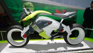 Auto Expo Live - Hero iON Hydrogen-fuel cell vehicle concept revealed