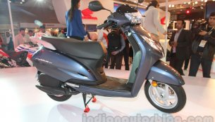Auto Expo Live - Honda Activa 125, CX01 Concept revealed [54 New Images Added]