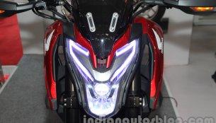 Report - Honda's 160 cc bike (festive season launch) to be more powerful & sportier than CB Trigger