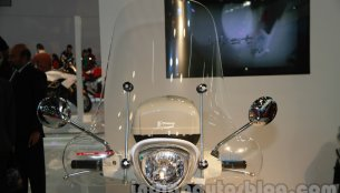 Auto Expo Live - Piaggio Liberty 125 considered for India launch