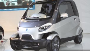 Auto Expo Live - Piaggio NT3 concept showcased [Image Gallery updated]