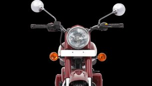 Report - Royal Enfield working on 400cc engine