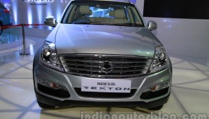 Brazil - Ssangyong Rexton facelift to be launched this month