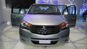 Report - Ssangyong set to enter USA with new brand name and identity