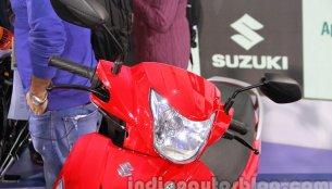 IAB Report - Suzuki India confirms Let's' launch for April