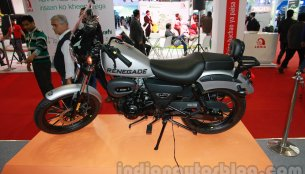 Lohia Auto to launch the first UM Motorcycles cruiser at 2016 Delhi Auto Expo - Report
