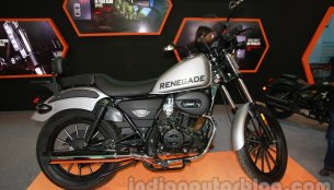 UM Motorcycles to launch three models in India every year - IAB Report