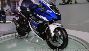 2018 Yamaha R25 to get LED lighting & USD fork - Report