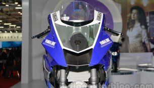 Auto Expo Live - Yamaha R25 concept makes Indian debut