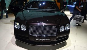 IAB Report - Bentley Flying Spur V8 launched in India at INR 3.1 crores
